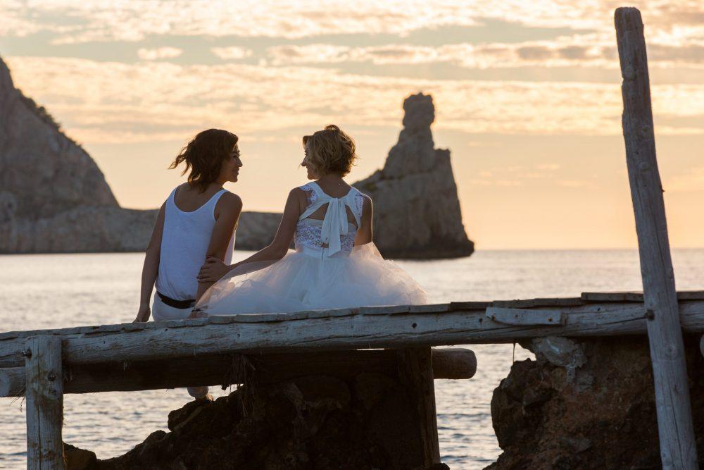Ibiza Engagement Session
